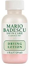 Parfums et Produits cosmétiques Lotion à l'acide salicylique pour visage - Mario Badescu Drying Lotion Plastic Bottle