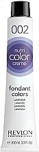 Crème colorante sans ammoniaque pour cheveux - Revlon Professional Nutri Color Creme Fondant Colors — Photo N2