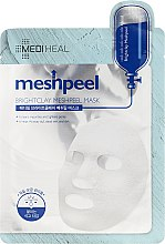 Parfums et Produits cosmétiques Masque éclaircissant pour visage - Mediheal Brightclay Meshpeel Mask