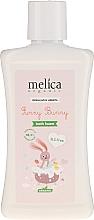 Parfums et Produits cosmétiques Mousse de bain pour enfants - Melica Organic Funny Bunny Bath Foam