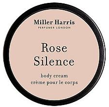 Parfums et Produits cosmétiques Miller Harris Rose Silence - Crème au beurre de karité pour corps