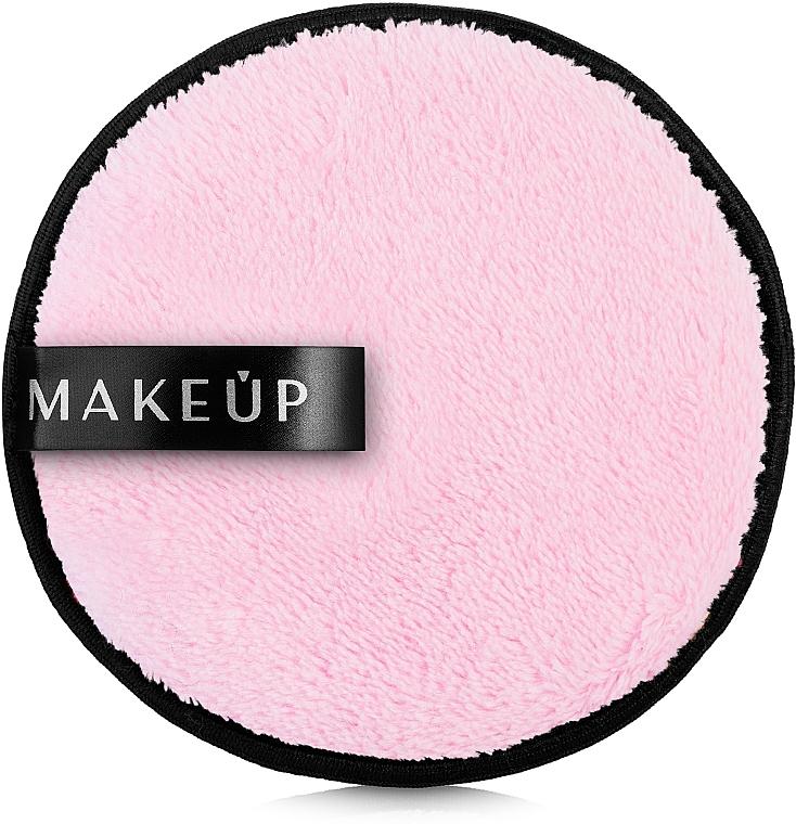 Éponge nettoyante pour visage, My Cookie, rose - MakeUp Makeup Cleansing Sponge Pink