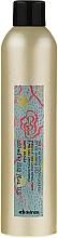 Parfums et Produits cosmétiques Laque fixation extra forte pour cheveux - Davines More Inside Texture This is an Extra Strong Hairspray