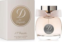 Parfums et Produits cosmétiques S.T. Dupont So Dupont Pour Femme - Eau de Parfum