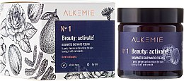 Parfums et Produits cosmétiques Peeling enzymatique à l'huile de camélia japonica pour visage - Alkemie Beauty Activate Enzymatic Peeling