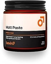 Parfums et Produits cosmétiques Pâte à tenue moyenne pour cheveux - Beviro Matt Paste Medium Hold