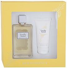 Parfums et Produits cosmétiques Reminiscence Vanille Santal - Coffret (eau de toilette/100ml + lotion corporelle/75ml)