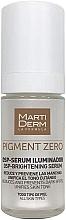 Sérum à l'acide phytique pour visage - MartiDerm Pigment Zero DSP-Serum Iluminador — Photo N1