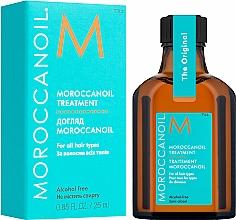 Parfums et Produits cosmétiques Huile d'argan du Maroc pour cheveux - MoroccanOil Oil Treatment For All Hair Types