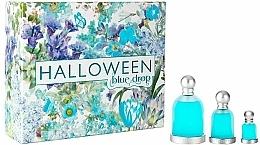 Parfums et Produits cosmétiques Jesus Del Pozo Halloween Blue Drop - Coffret (eau de toilette/100ml + eau de toilette/30ml + eau de toilette/4.5ml)