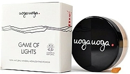 Parfums et Produits cosmétiques Enlumineur - Uoga Uoga Game Of Lights Highlighting Powder