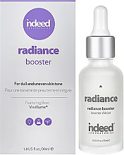 Parfums et Produits cosmétiques Booster d'éclat pour visage - Indeed Laboratories Radiance Booster