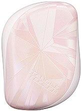 Parfums et Produits cosmétiques Brosse à cheveux compacte - Tangle Teezer Compact Styler Smashed Holo Pink