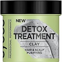 Traitement à l'argile pour cheveux et cuir chevelu - Syoss Detox Treatment Clay — Photo N2