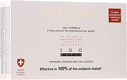 Parfums et Produits cosmétiques Ampoules stimulantes la croissance des cheveux - Crescina HFSC Re-Growth Anti-hair Loss 500