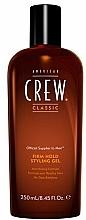 Parfums et Produits cosmétiques Gel coiffant fixation forte - American Crew Classic Firm Hold Gel
