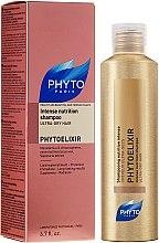 Parfums et Produits cosmétiques Shampooing nourrissant intense pour cheveux très secs - Phyto Phytoelixir Shampooing Nutrition Intense