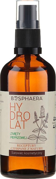 Hydrolat Menthe poivrée - Bosphaera Hydrolat
