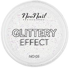 Parfums et Produits cosmétiques Paillettes pour ongles - NeoNail Professional Glittery Effect