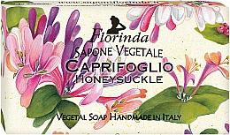 Parfums et Produits cosmétiques Savon, Chèvrefeuille - Florinda Sapone Vegetale Honeysuckle