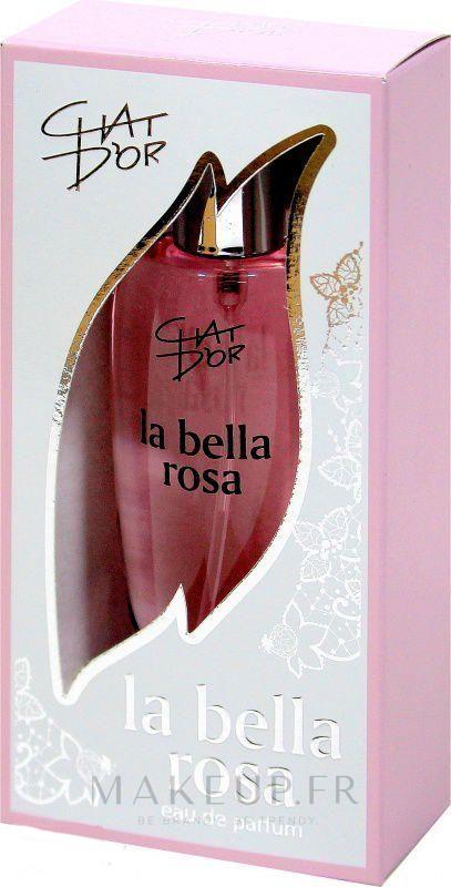 Chat D'or La Bella Rosa - Eau de Parfum — Photo 30 ml