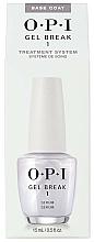 Parfums et Produits cosmétiques Base sérum pour vernis à ongles - O.P.I Gel Break Serum Base Coat