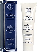 Parfums et Produits cosmétiques Crème à raser - Taylor of Old Bond Street Mr. Taylor Shaving Cream