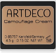 Parfums et Produits cosmétiques Crème camouflage (recharge) - Artdeco Camouflage Cream Concealer