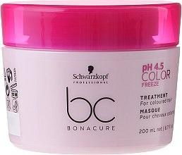 Parfums et Produits cosmétiques Masque pour cheveux - Schwarzkopf Professional Bonacure Color Freeze pH 4.5 Treatment