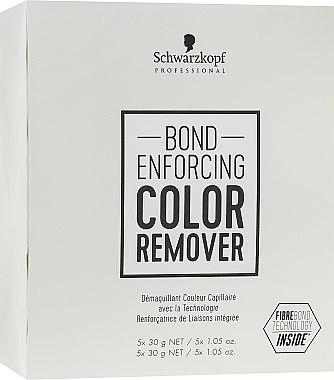 Démaquillant couleur capillaire - Schwarzkopf Professional Bond Enforcing Color Remover