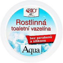 Parfums et Produits cosmétiques Vaseline cosmétique à l'extrait des algues - Bione Cosmetics Dead Sea Minerals Plant Vaseline With Seaweed Extract