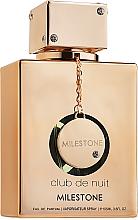 Parfums et Produits cosmétiques Armaf Club De Nuit Milestone - Eau de Parfum