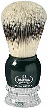 Parfums et Produits cosmétiques Blaireau de rasage, 10275, noir - Omega