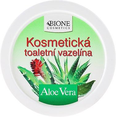 Vaseline cosmétique à l'aloe vera - Bione Cosmetics Aloe Vera Cosmetic Vaseline