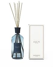 Parfums et Produits cosmétiques Bâtonnets parfumés - Culti Milano Colours Blue Mareminerale