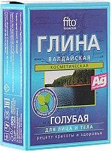 Parfums et Produits cosmétiques Argile bleue pour visage et corps - FitoKosmetik