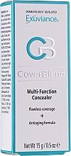 Parfums et Produits cosmétiques Correcteur multifonctionnel pour visage - Exuviance Cover Blend Multi-Function Concealer