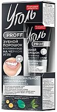 Parfums et Produits cosmétiques Poudre dentifrice prête à l'emploi au charbon noir - FitoKosmetik Recettes folcloriques