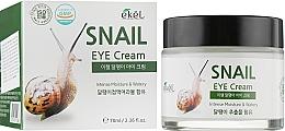 Parfums et Produits cosmétiques Crème à la bave d'escargot pour contour des yeux - Ekel Snail Eye Cream