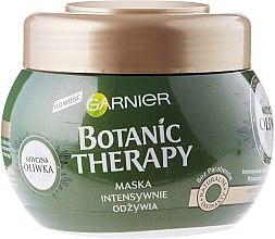 Parfums et Produits cosmétiques Masque à l'huile d'olive pour cheveux - Garnier Botanic Therapy Olive