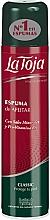 Parfums et Produits cosmétiques Mousse à raser - La Toja Hidrotermal Classic Shaving Foam