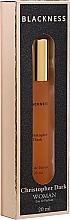 Parfums et Produits cosmétiques Christopher Dark Blackness - Eau de Parfum (mini)