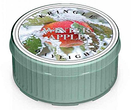 Parfums et Produits cosmétiques Bougie chauffe-plat - Kringle Candle Winter Apple Daylight