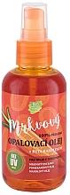 Parfums et Produits cosmétiques Huile de bronzage - Vivaco Bio Carrot Suntan Oil
