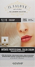 Parfums et Produits cosmétiques Crème de coloration permanente - Alfaparf IL Salone Milano Permanent Hair Color Cream