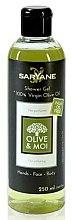 Parfums et Produits cosmétiques Gel douche 100 % huile d'olive vierge - Saryane Olive & Moi Shower Gel