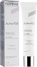 Parfums et Produits cosmétiques Soin aux bio céramides pour visage - Noreva Laboratoires Alpha KM Corrective Anti-Ageing Treatment Normal To Dry Skins