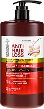 Parfums et Produits cosmétiques Après-shampooing anti-chute pour cheveux abîmés - Dr. Sante Anti Hair Loss Balm