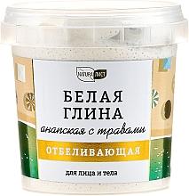 Parfums et Produits cosmétiques Argile blanche cosmétique aux herbes Anapska - NaturaList