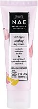 Parfums et Produits cosmétiques Crème de jour bio apaisante à l'extrait de mauve et huile de tournesol - N.A.E. Energia Soothing Day Cream